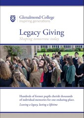 Front Page - Legacy Brochure