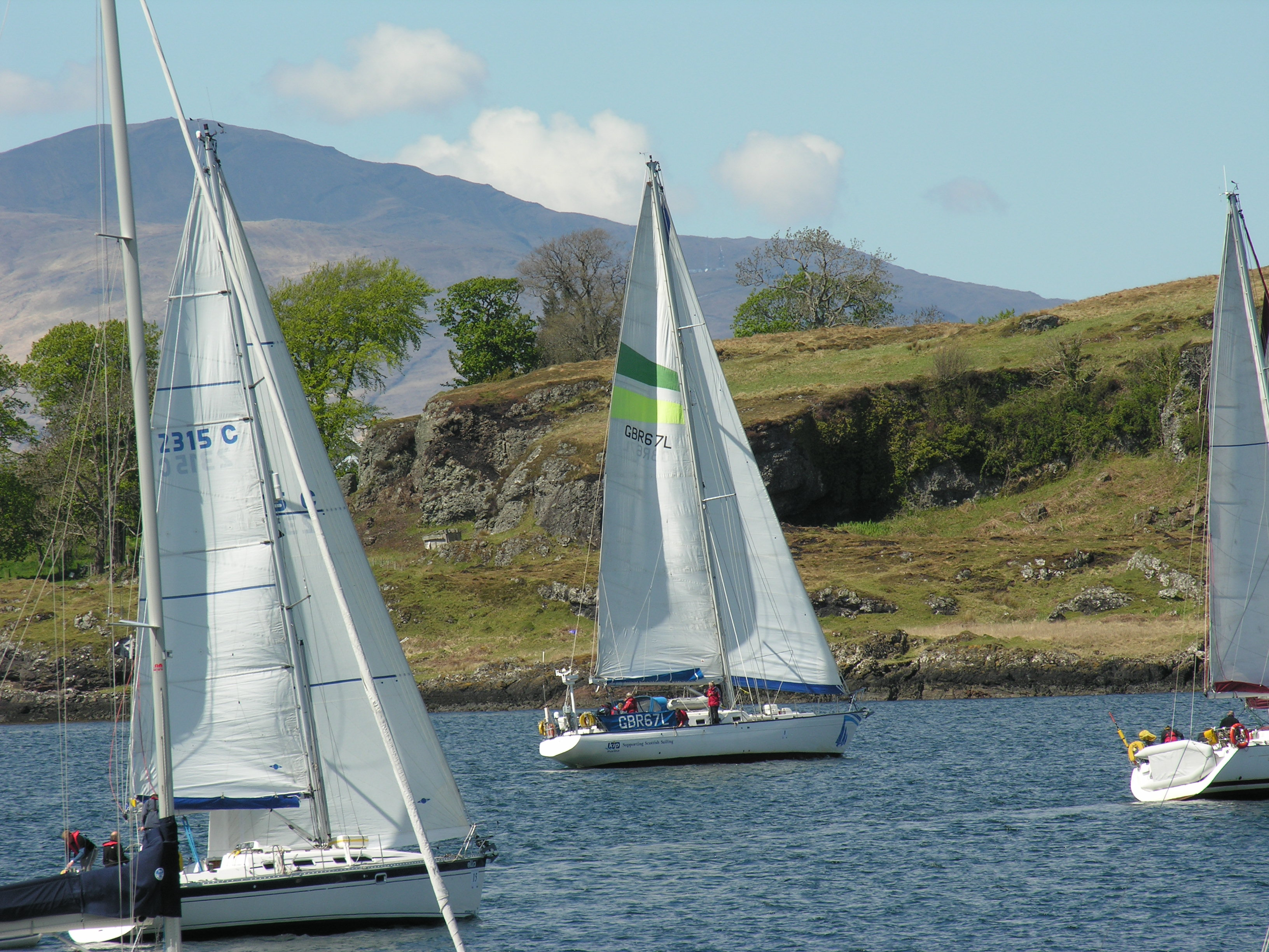 Scottish Islands Peaks Race