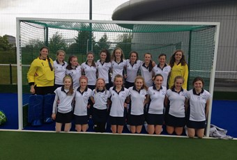 U14 Midlands Hockey Squad May 2015