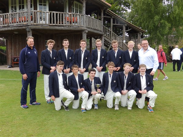 Scottish Cricket Champions