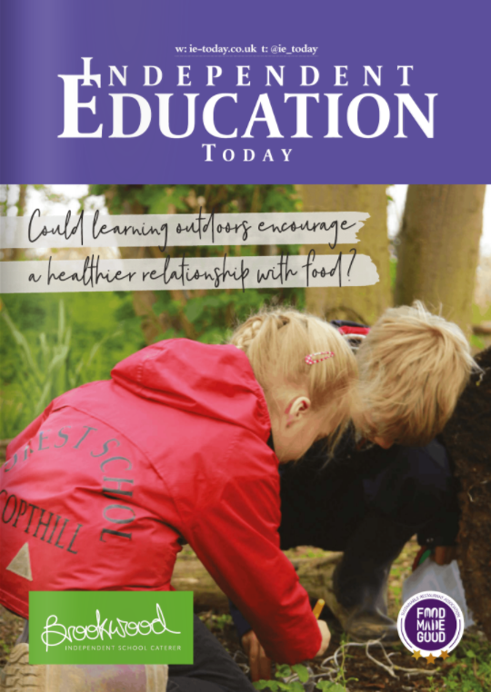 Independent Education Today Spring 2018