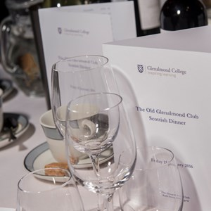 Scottish Dinner & AGM 7