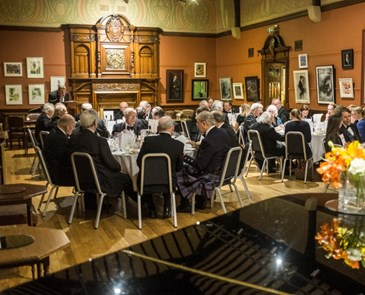 Scottish Dinner & AGM 13