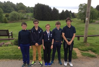 Central Scotlands Schools' Golf Competition