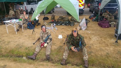 Bisley 2018 Day 3 5 Tristan F And Euan M