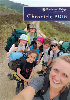 Chronicle Cover 2018
