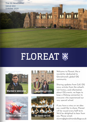 Floreat Issue One Oct 2020