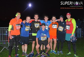 Supernova 5km race