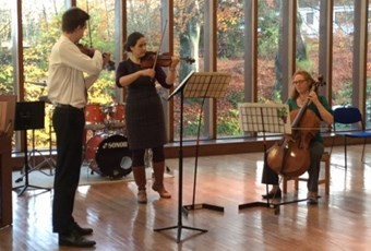Lunchtime concert Nov 17