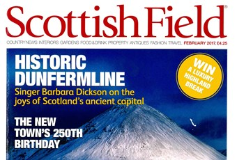 Scottish Field Feb 2017 cover