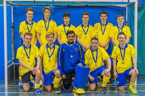 Indoor hockey championships- Bell SC Jan pic 1
