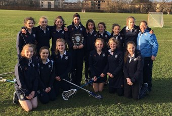 U14A Lax team winners