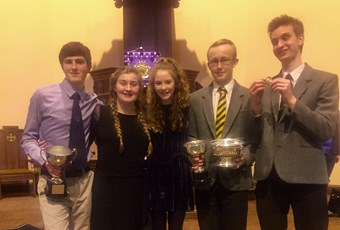 Glenalmond pupil wins overall Premier Prize at Perform in Perth