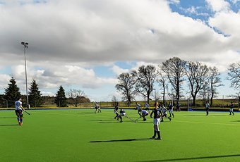 Hockey & lacrosse success for school pupils