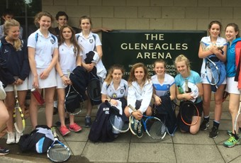 tennis senior girls at gleneagles photo 1