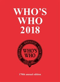 Who's Who 2018